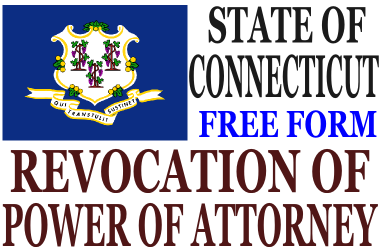 Revoke Power of Attorney Connecticut